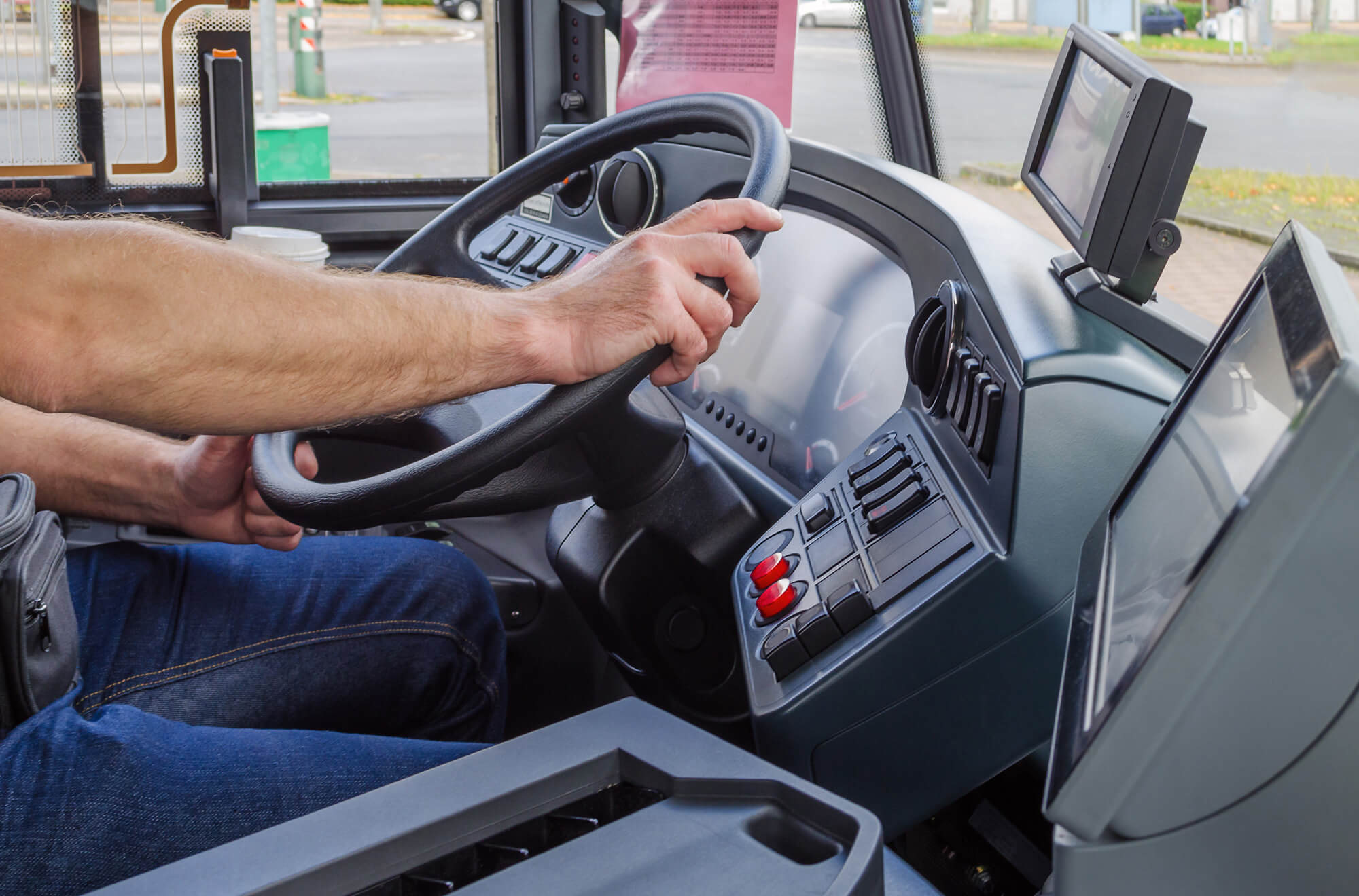 Imfeld Busverkehr Stellenangebot Busfahrer